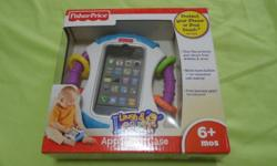 Laugh & Learn Apptivity Case ? Fisher-Price Age: 6