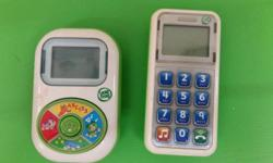 WTS a leapfrog chat & count smart phone & a leapfrog