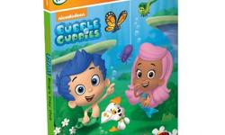 Bug out with the Bubble Guppies and learn about the