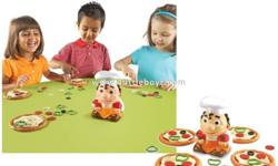 - Reinforces listening, counting, and early addition