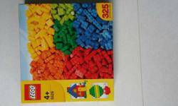 Lego 5529 (325pcs). New & unopened. Self pick up at
