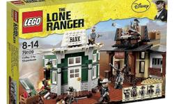 Lego Sheriff new set for sale at S$80/-.