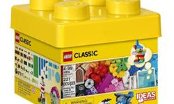 � LEGO Classic is designed to inspire open-ended