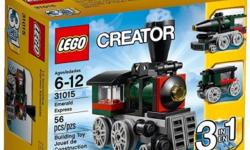 BNIB Lego Creator 31015 Emerald Express for SALE at