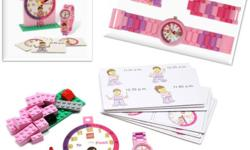"LEGO Girls' 9005039 ""Time Teacher"" Set with"
