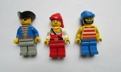 Lego Minifigure Pirate Set 1