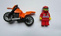 Lego - Racer with Dirt Bike