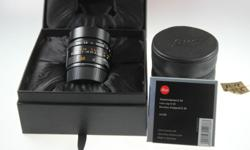Very good condition (see original images). The lenses