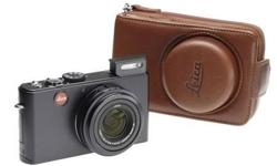 Leica D-Lux 3 Camera Used, with boxes, with leather
