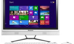 Lenovo C460 AIO brand new sets 1pcs white non touch