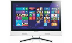 Lenovo c560 aio brand new sets white condition 10.10