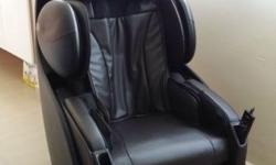 Selling an almost new Osim uDivine S Massage Chair.