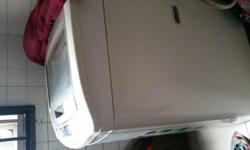 LG 10kg load washing machine to sell .