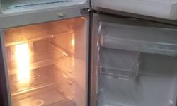 LG 2-door fridge  1 year old Model: GR-V252SL Excellent