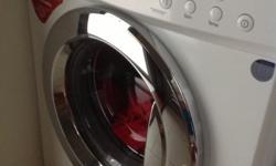LG washing machine( white) Available after 22/8
