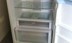 Large LG Fridge with ice makers limited use Self
