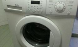 Selling my washing machine, Front loading, Working