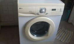 LG 6.5Kg Washing Machine WD-10150TP in good working