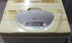 LG Washing Machine 6KG Self collect