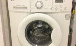 LG Washing Machine WD1065QDP for Sale!!! Superb