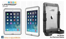 LifeProof fr� WaterProof Series for iPad mini Retina