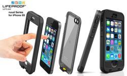 LifeProof nüüd WaterProof Series for iPhone 5S