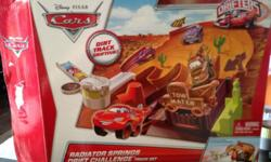 Lightning McQueen Drift Challenge Track set - includes