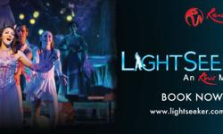 Lightseeker Cat 1 Ticket Voucher until 23rd March,