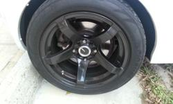 Transform the look and feel of your car! These rims