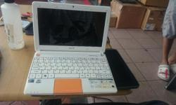 A set of like new Condition Acer Aspire Happy2 Netbook