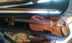 full size eurostring violin. like new condition, only 1