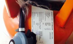 For sale : 1 LP gas cylinder (3/4 full) with