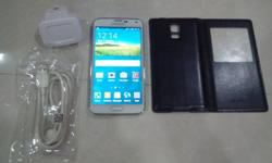 Like New Samsung Galaxy S5, 32GB, LTE, 4G Phone is in