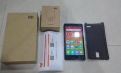 White Xiaomi Note 4G Phone is in perfect working