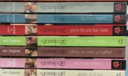Limited Edition Full Gossip Girls series for sale. The