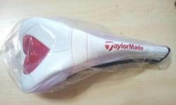 1 piece of brand new Limited Edition TaylorMade Red