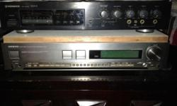 LIMITED RARE HI END ONKYO AMPLIFIER WITH QUALITY HIGH
