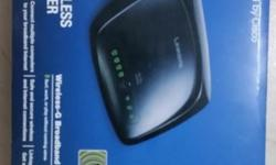 Linksys wireless G broadband router model no:WRT54G2.