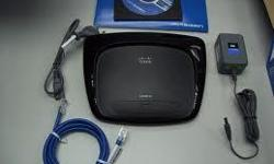 Selling used Linksys Wireless Router WRT54G2 *