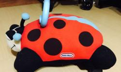 hi got this little tikes ladybug ride-on for sale at