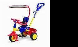 Brand new in box, little tikes 3-in-1 trike. Good for