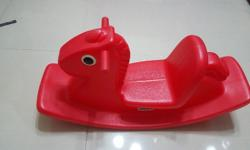 Little Tikes - Red Rocking Horse - $50 (less than half