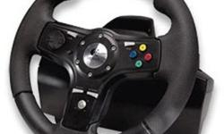 1 Logitech DriveFX� Racing Wheel for Xbox 360 1