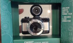 Selling a Brand New In Box Lomography Fisheye Baby. Got