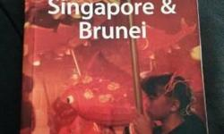 LONELY PLANET Malaysia, Singapore & Brunei guide book