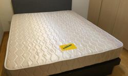 Almost new Queen-size mattress for sale for only $100!