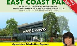 Looking for fast food operator (halal) @ Marine Cove.