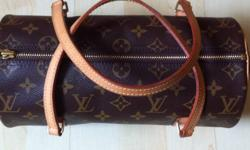 louis vuitton papilion lightly used only 380 louis