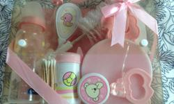 Lucky Baby 10 pcs baby gift set