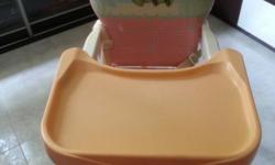 I have a used but good condition Lucky Baby High Chair
